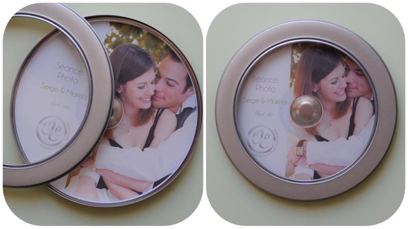 DVD Séance photo de couple L'OEil Derrière le Miroir Photographe de Couple