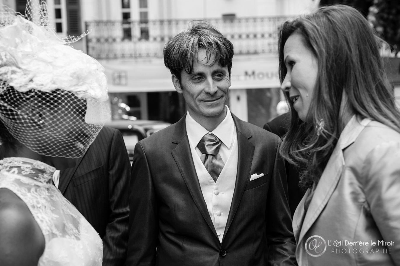 Photo de mariage à Mougins par L'OEil Derrière le Miroir
