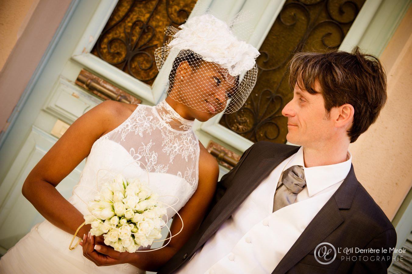 Photo de mariage à Cagnes sur Mer par L'OEil Derrière le Miroir