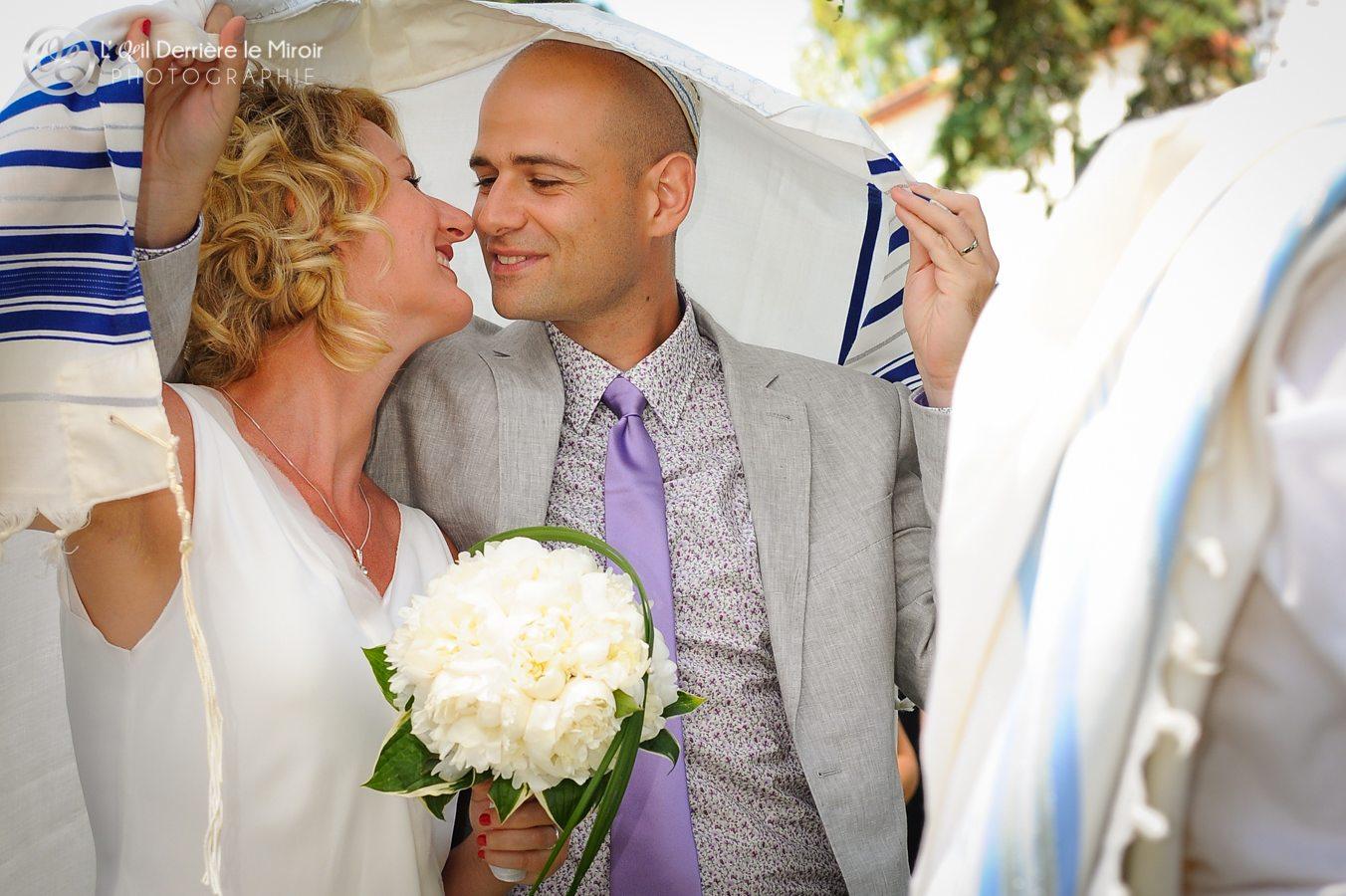 magnifique crmonie de mariage juif avec larissa fabien - Photographe Mariage Juif