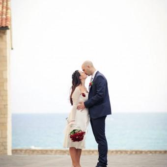Mariage à Antibes par L'OEil Derrière le Miroir Photographie | Francesca & Valerio