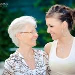 Portrait de famille à Mougins par L'OEil Derrière le Miroir | Alissia