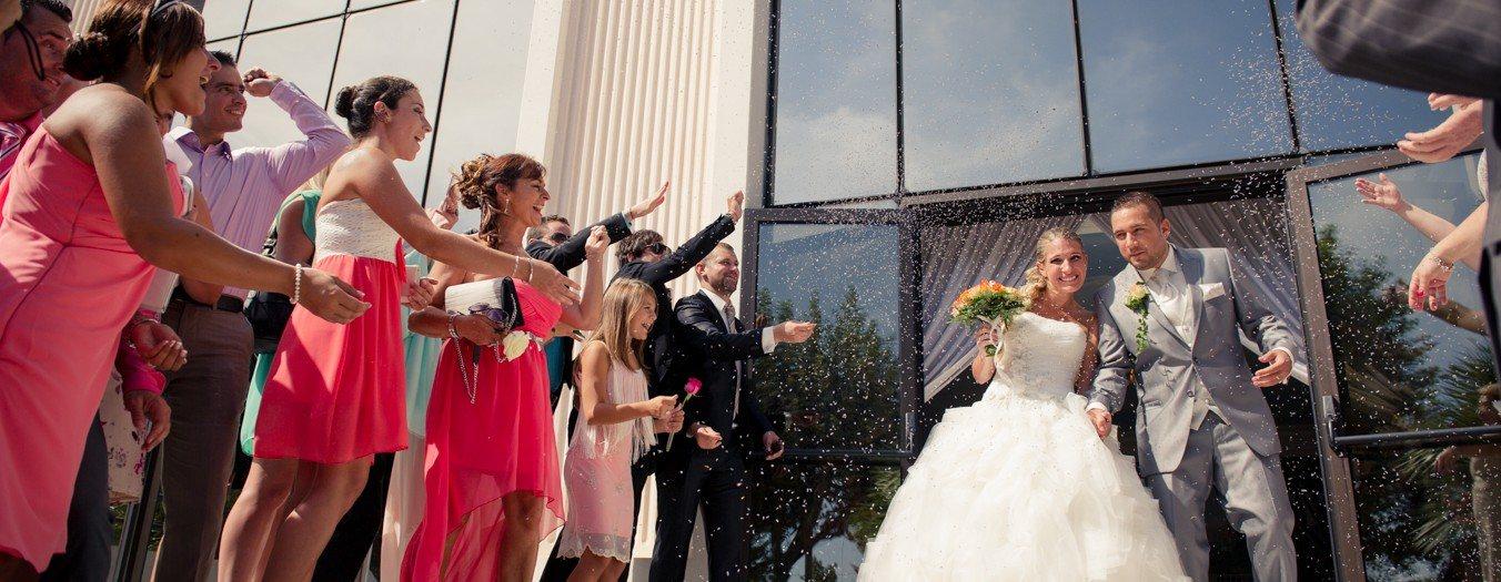 Mariage à Nice de Laetitia & Gregory