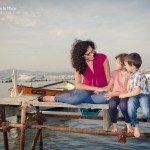 Séance photo en famille à Antibes par L'OEil Derrière le Miroir | Joelle