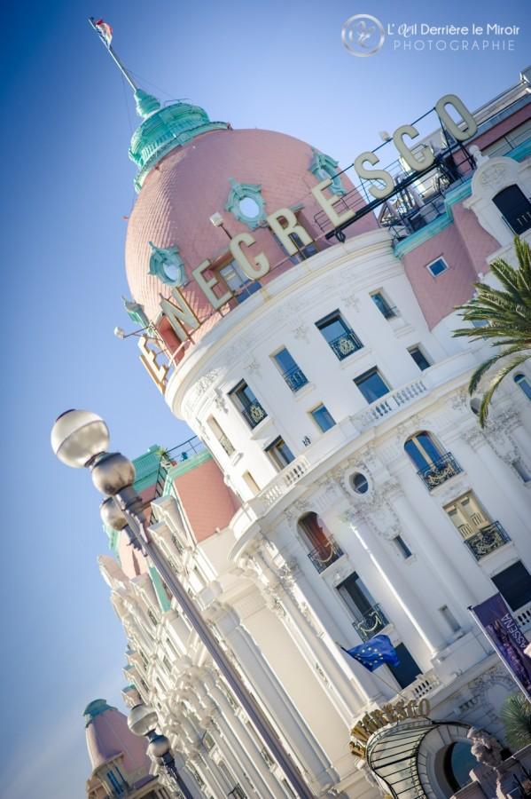 Hotel Le Negresco par L'OEil Derrière le Miroir Photographe à Nice