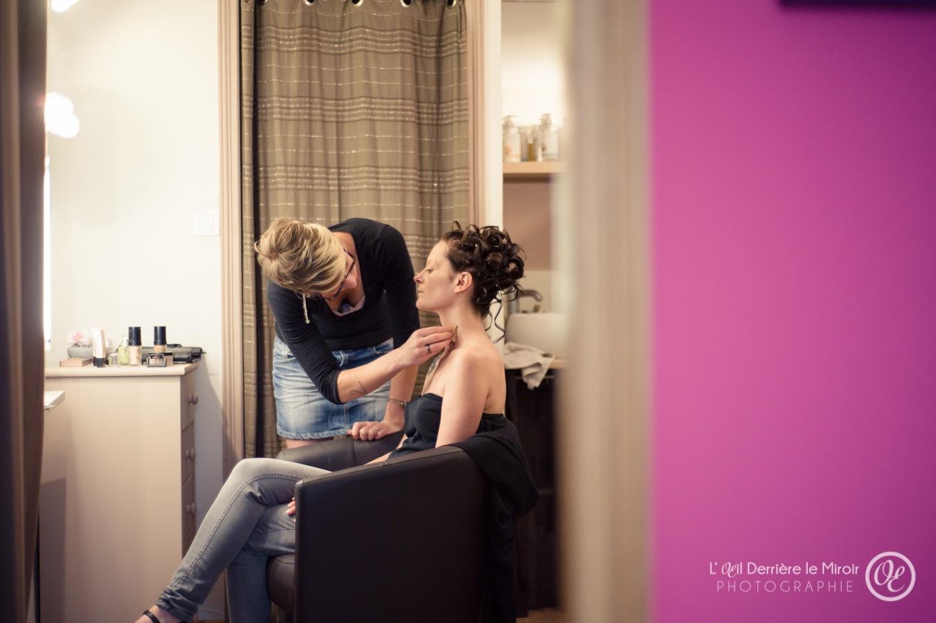 Photographe de mariage Var L'OEil Derrière le Miroir