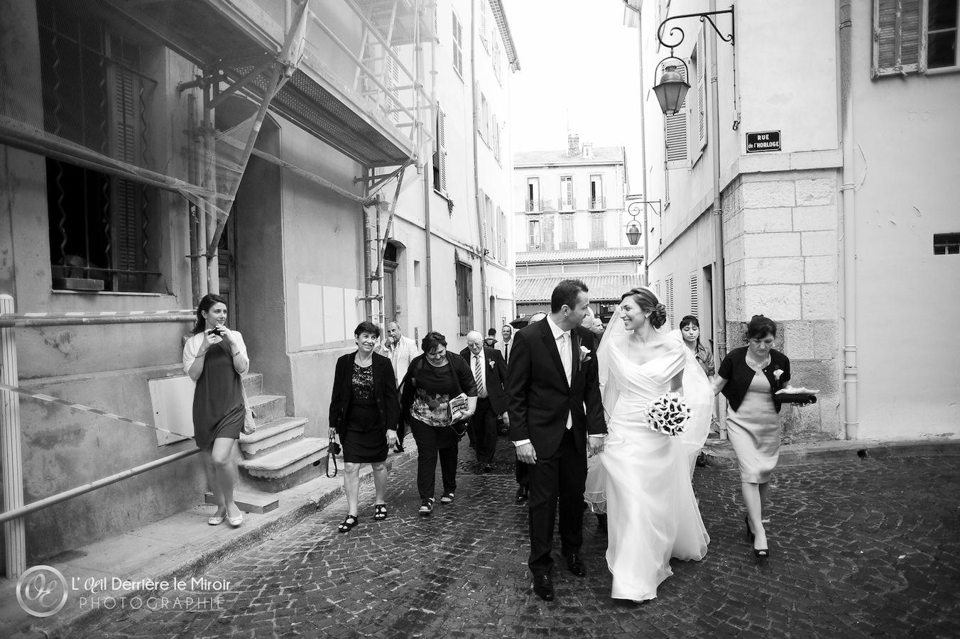 Mariage Solange et Jean Francois