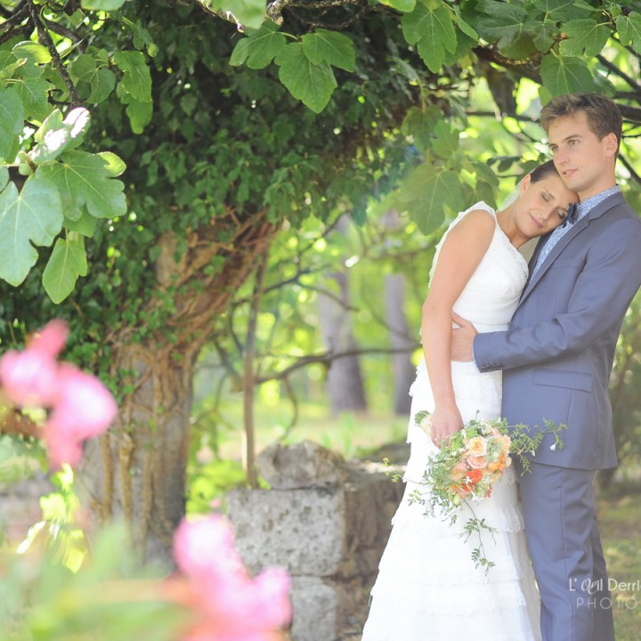 Photographe de Mariage à Grasse | Le mariage champêtre de Julia & Thomas
