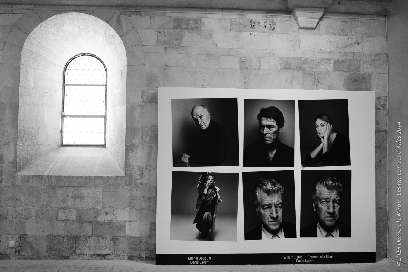 Rencontres photographie arles 2014