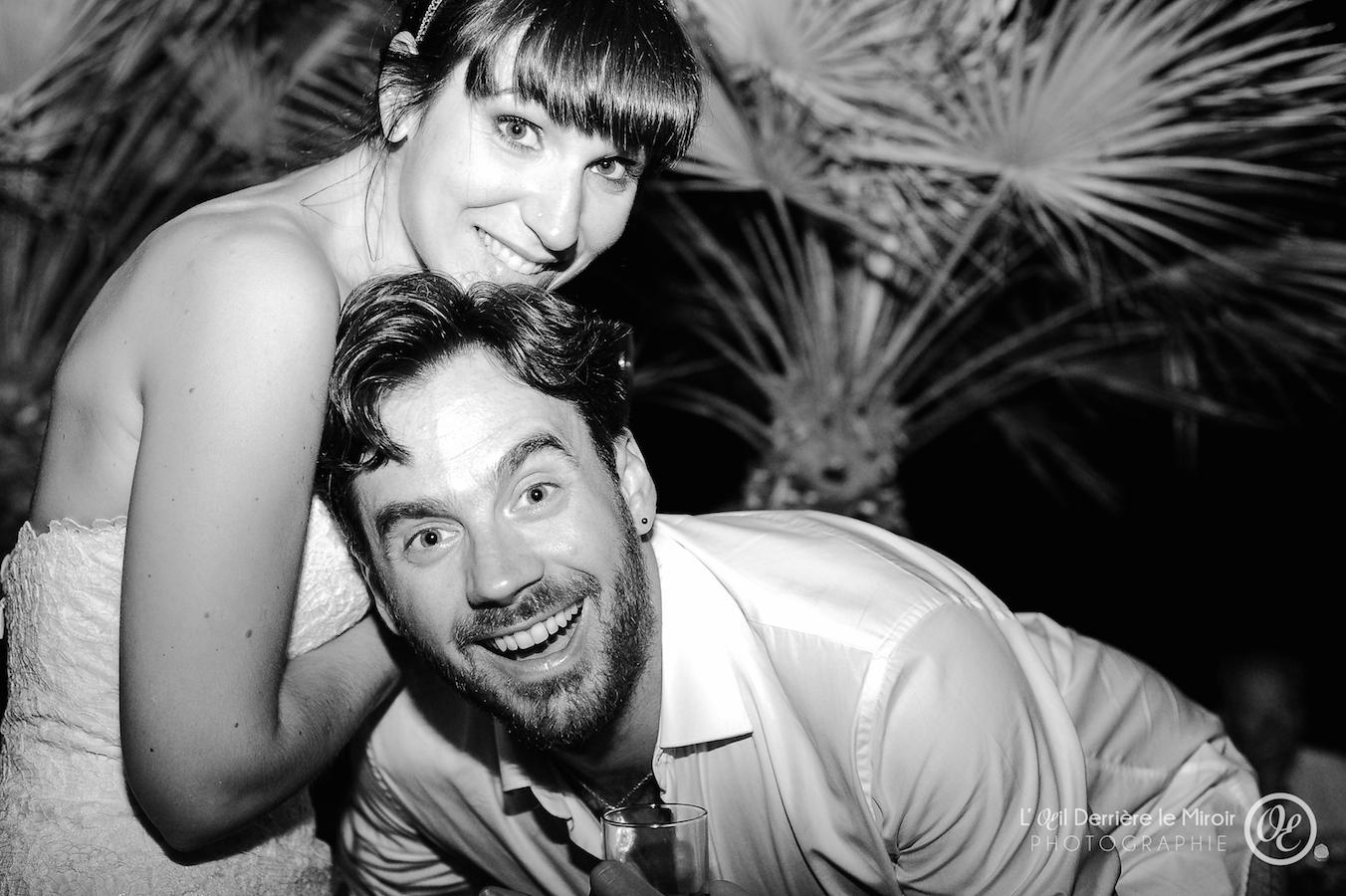 Photographe de mariage à fayence