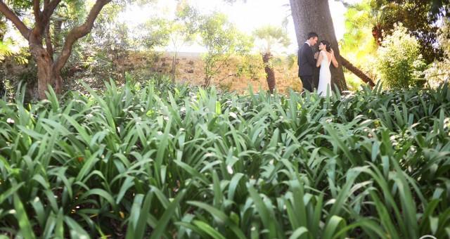 Photographe de mariage à Villeneuve Loubet | Le mariage d'une jolie française et d'un pilote Néo Zélandais