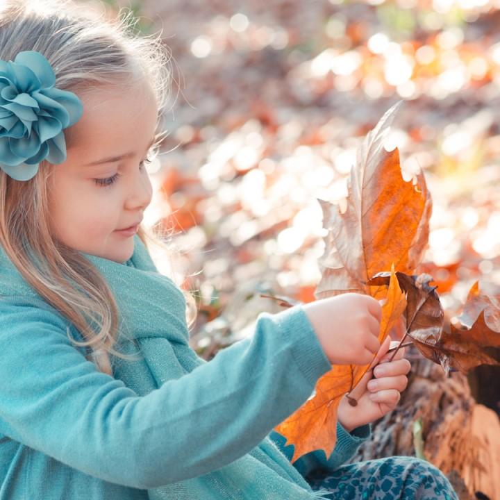 Séance photo en famille automne-hiver