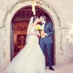 Mariage à Fayence par L'OEil Derrière le Miroir Photographie | Sophie & Axel