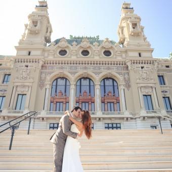 Mariage à Monaco par L'OEil Derrière le Miroir Photographie | Stéphanie & Radovan