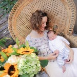 Séance photo de grossesse et naissance à Antibes 06 par L'OEil Derrière le Miroir Photographie | Émilie, Julien, Teva, Titouan & Esteban