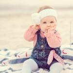 Photographe bébé à Antibes