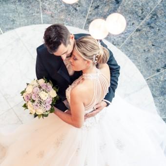 Mariage à Monaco au Méridien Beach Plaza par L'Œil Derrière le Miroir • Photographie