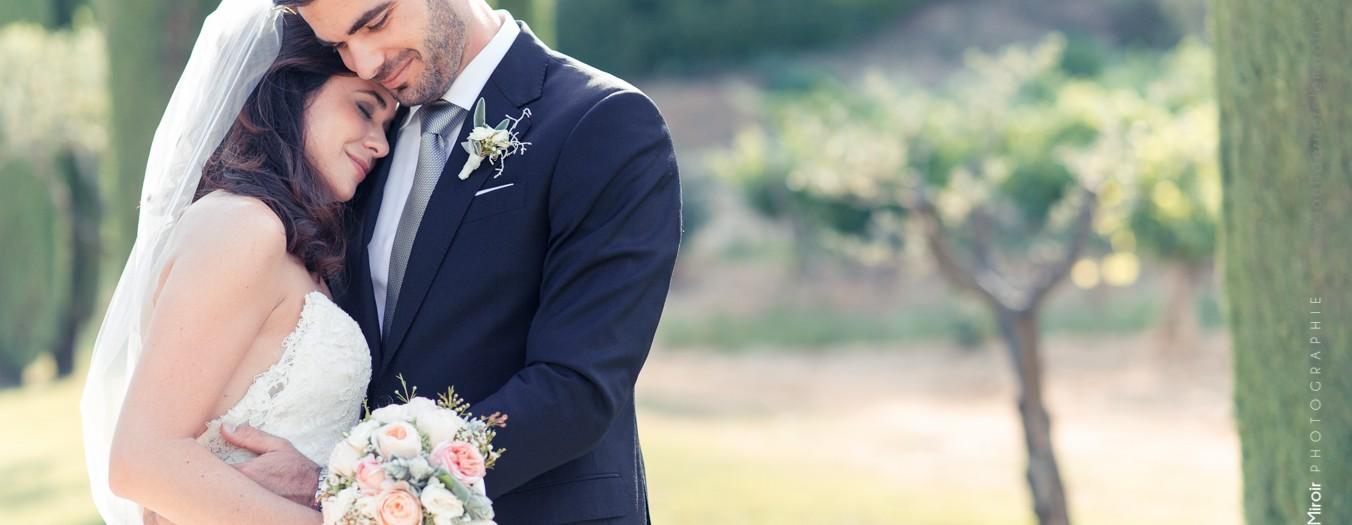 Photographe de mariage à Lorgues (83) | Katie & Sébastien