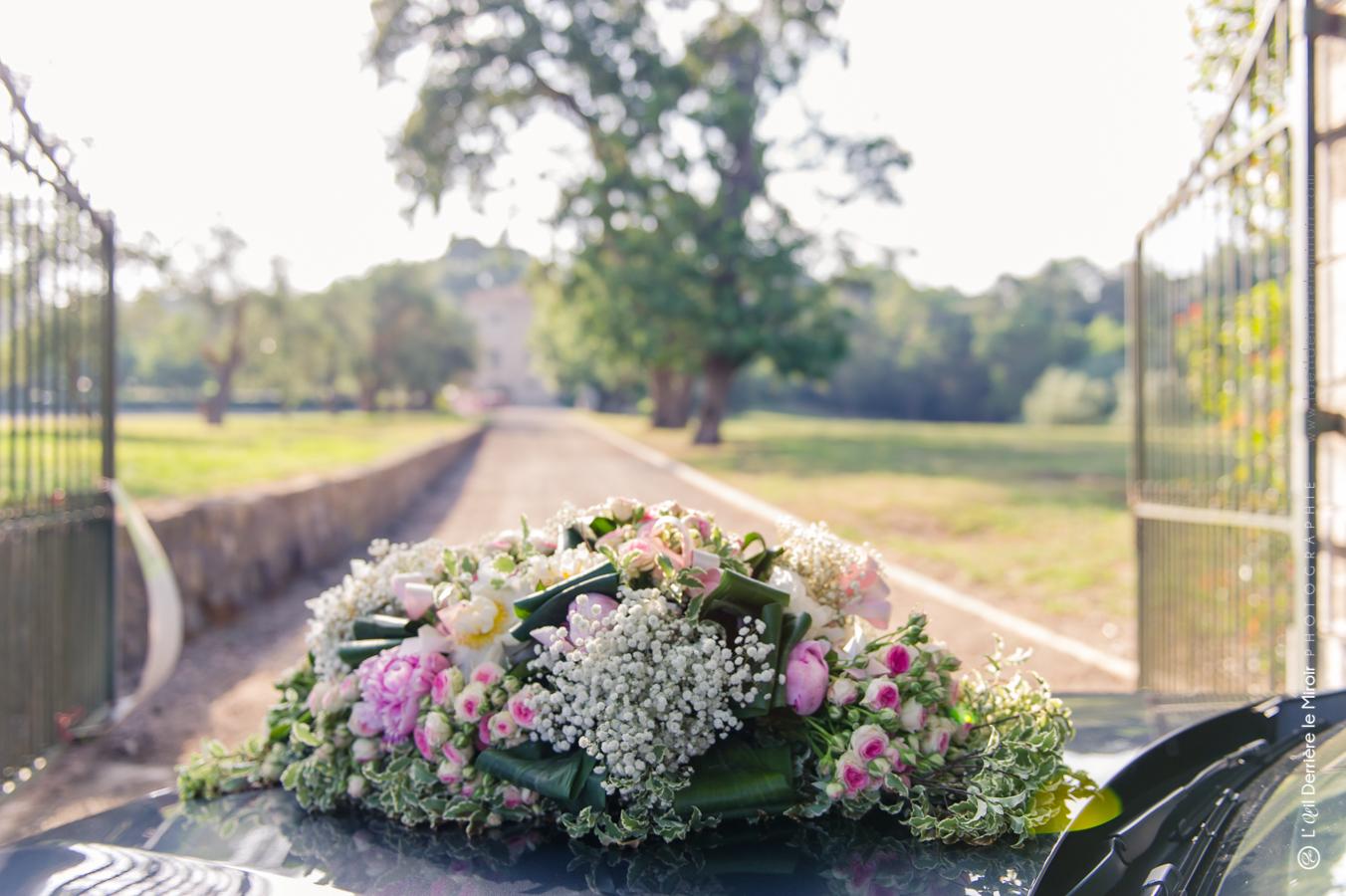 photographe mariage château de vaugrenier