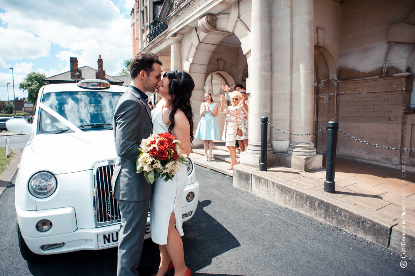 London wedding photographer L'OEil Derriere le Miroir