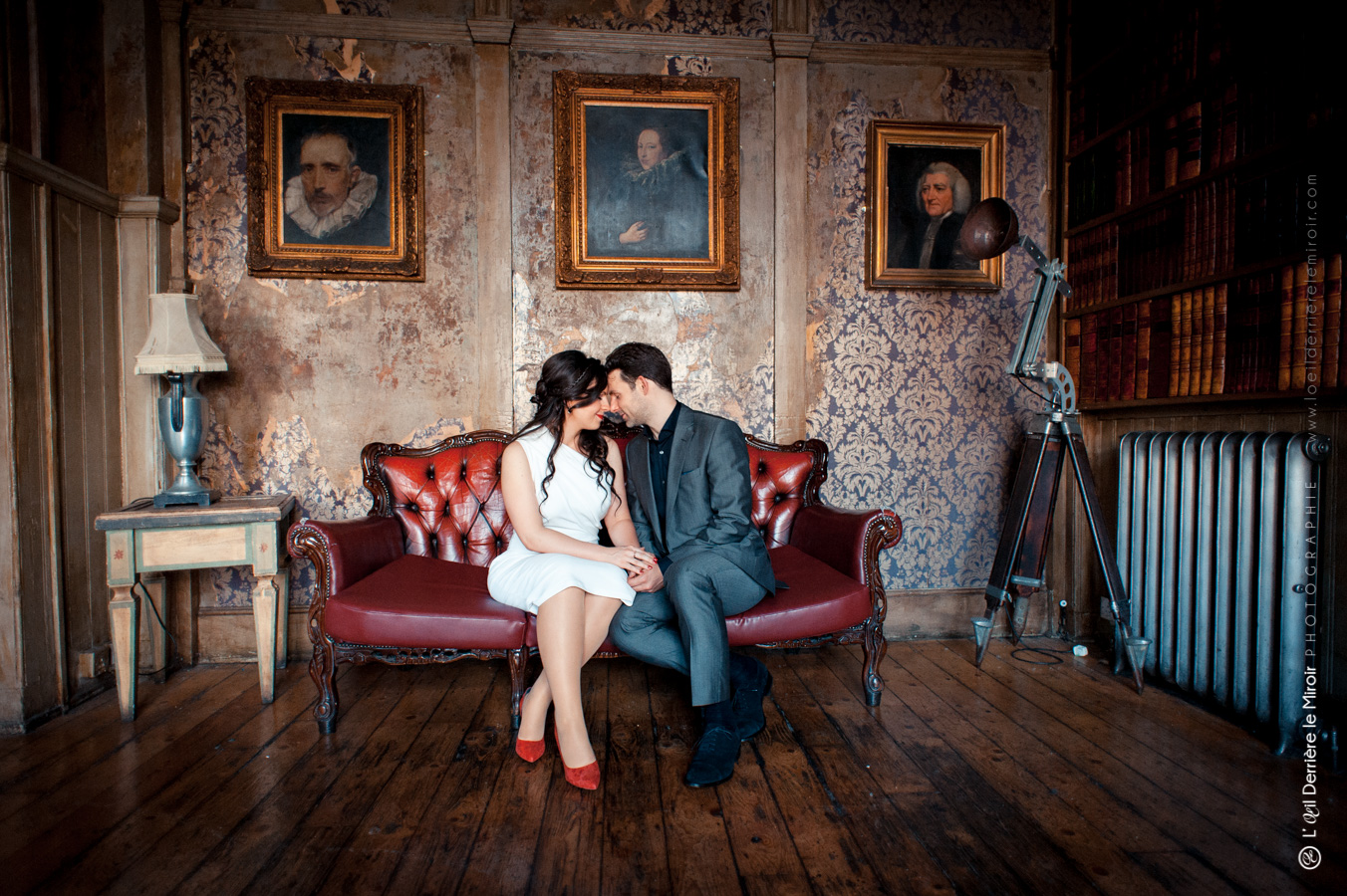 London Wedding Photographer at Paradise by way of Kensal Green