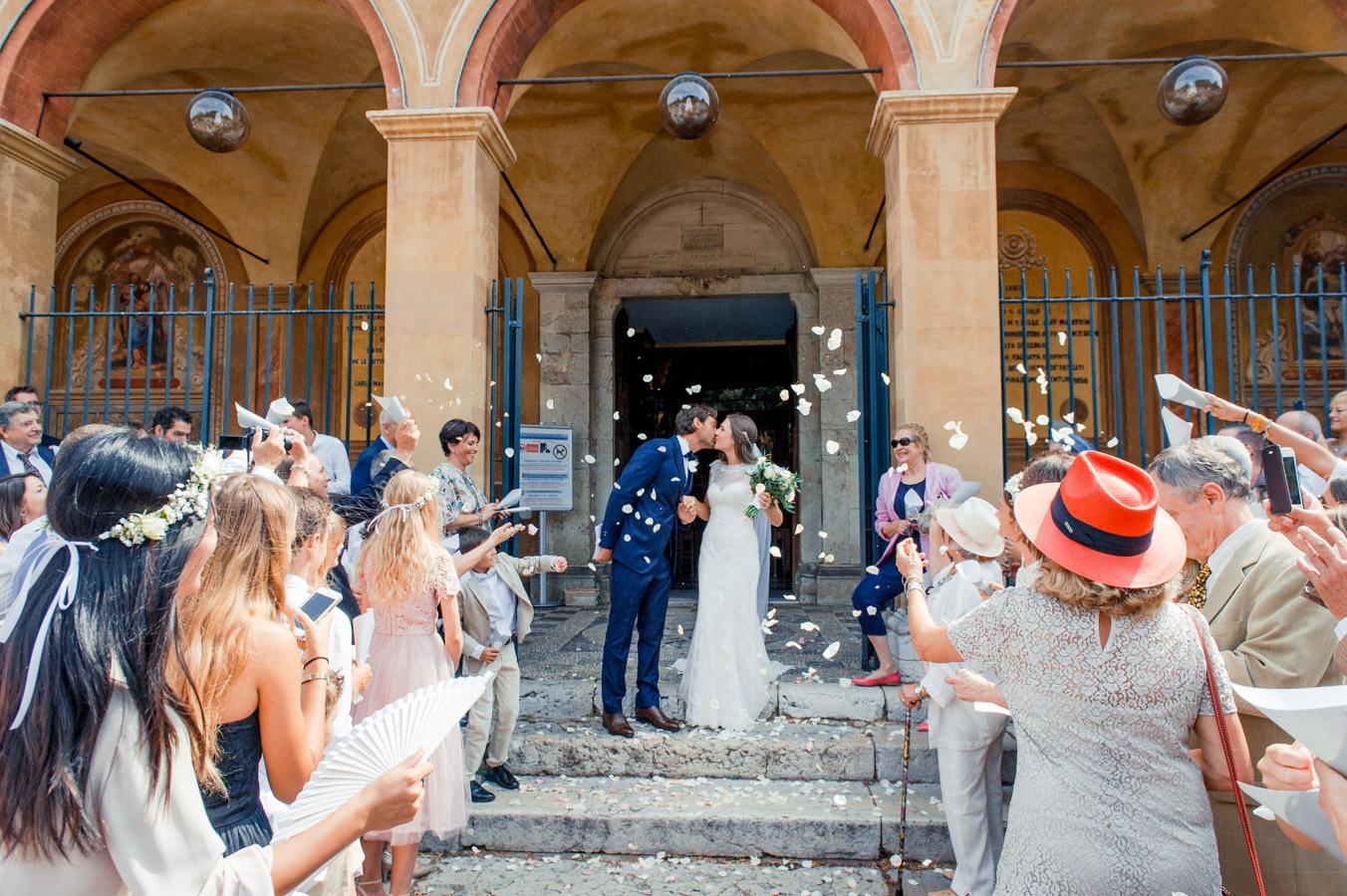 Photographe de mariage au monastere de cimiez