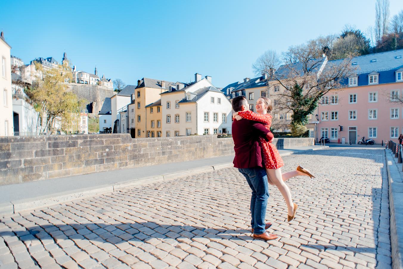 Luxembourg Couple PhoLuxembourg Couple Photographer L'Œil Derrière le Miroirtographer