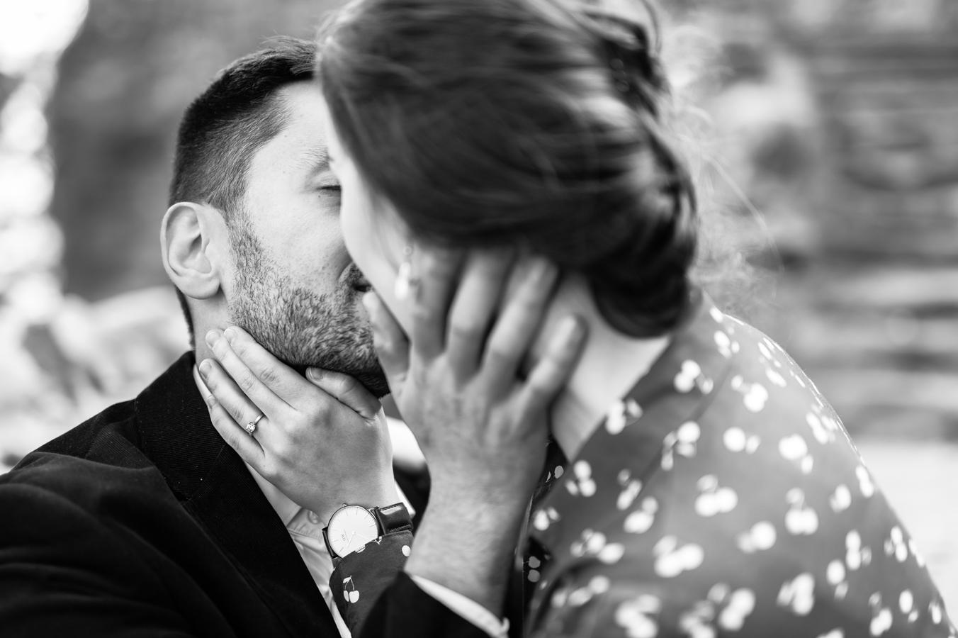 Photographe couple luxembourg L'Œil Derrière le Miroir