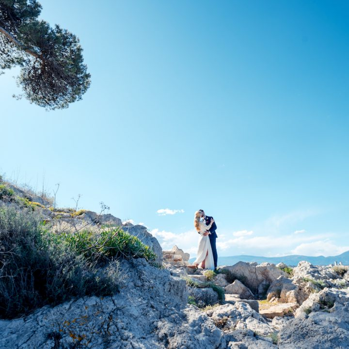 Antibes Wedding at Belles Rives ••• Mariage au Belles Rives
