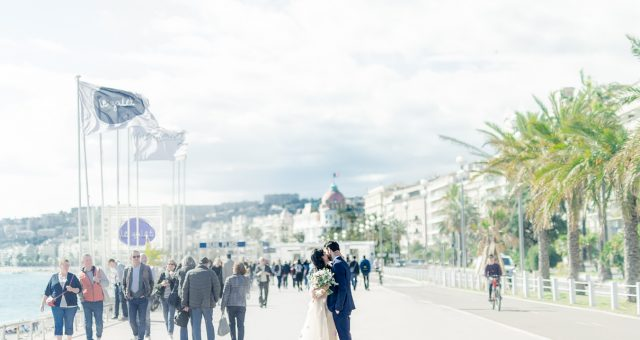 Wedding in Nice | Mariage à Nice