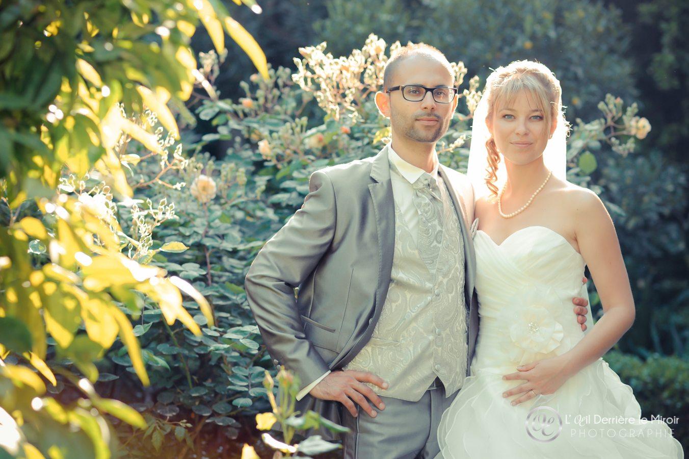 Photographe de mariage à Antibes