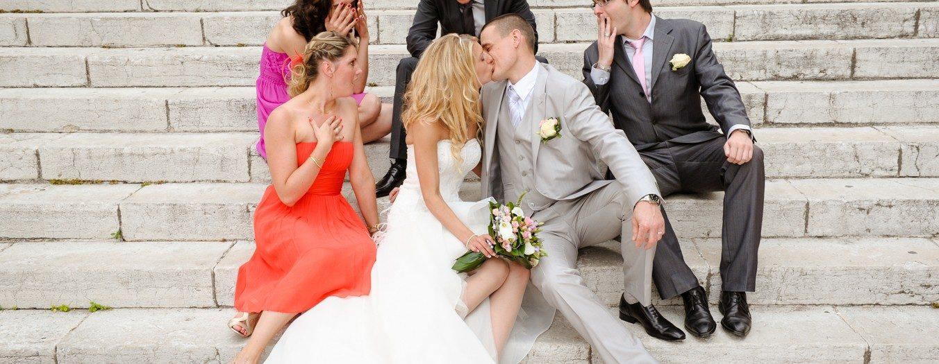 Mariage à Cagnes sur Mer de Géraldine et Lionel