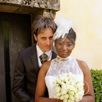 Mariage à Mougins par L'OEil Derrière le Miroir Photographie | Claire & Stéphane