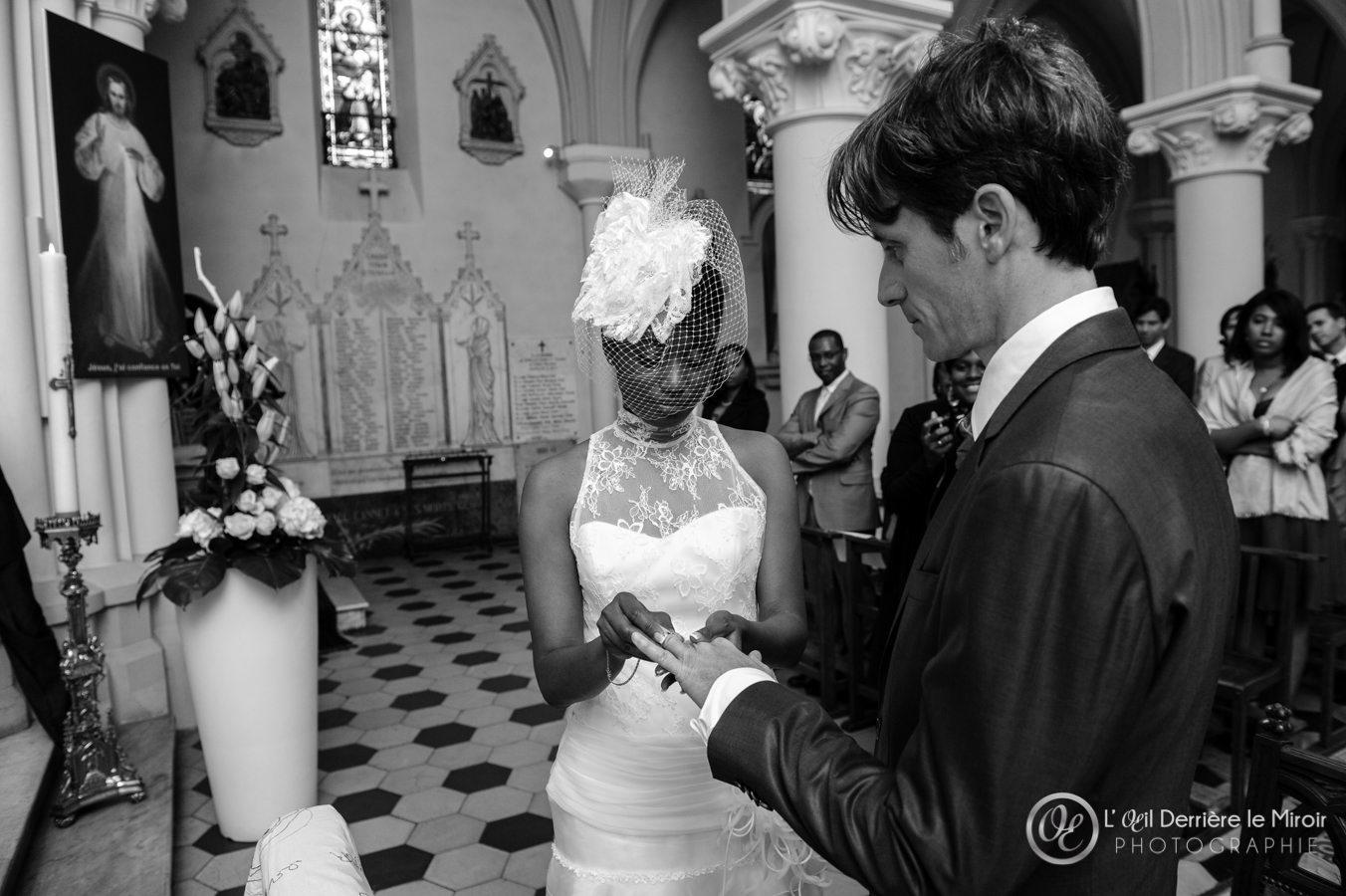Photo de mariage au Cannet par L'OEil Derrière le Miroir