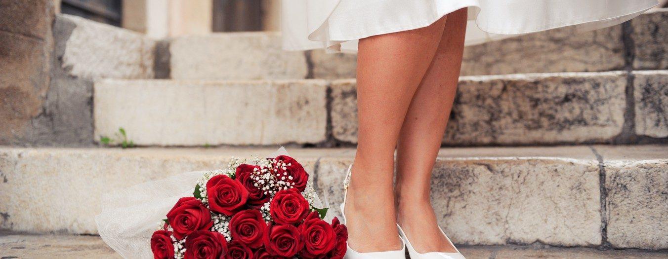 Mariage à Antibes de Francesca & Valerio : les photos de couple