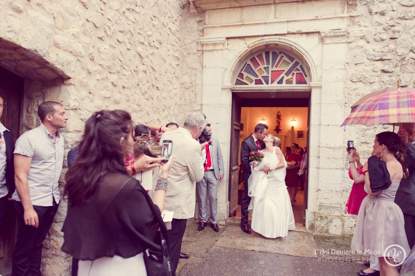 Photographe mariage Cabris L'OEil Derrière le Miroir