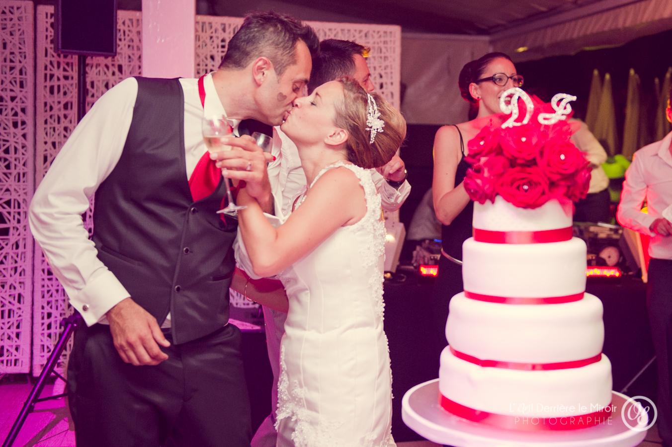 Photographe mariage à grasse L'OEil Derrière le Miroir