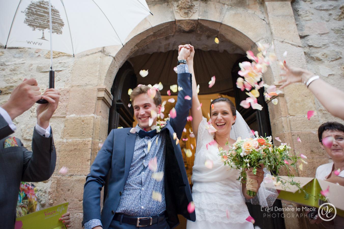 Photographe de Mariage à Grasse L'OEil Derrière le Miroir Photographie