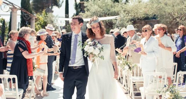 Photographe mariage Var au Château du Font du Broc | Le mariage de Catherine & David