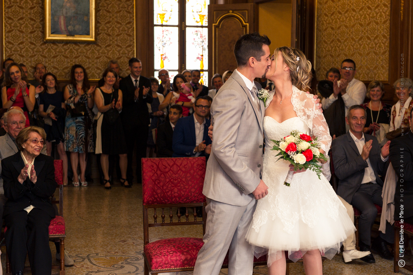 Photographe de mariage à Monaco Monte Carlo | L'Œil Derrière le Miroir • Photographie