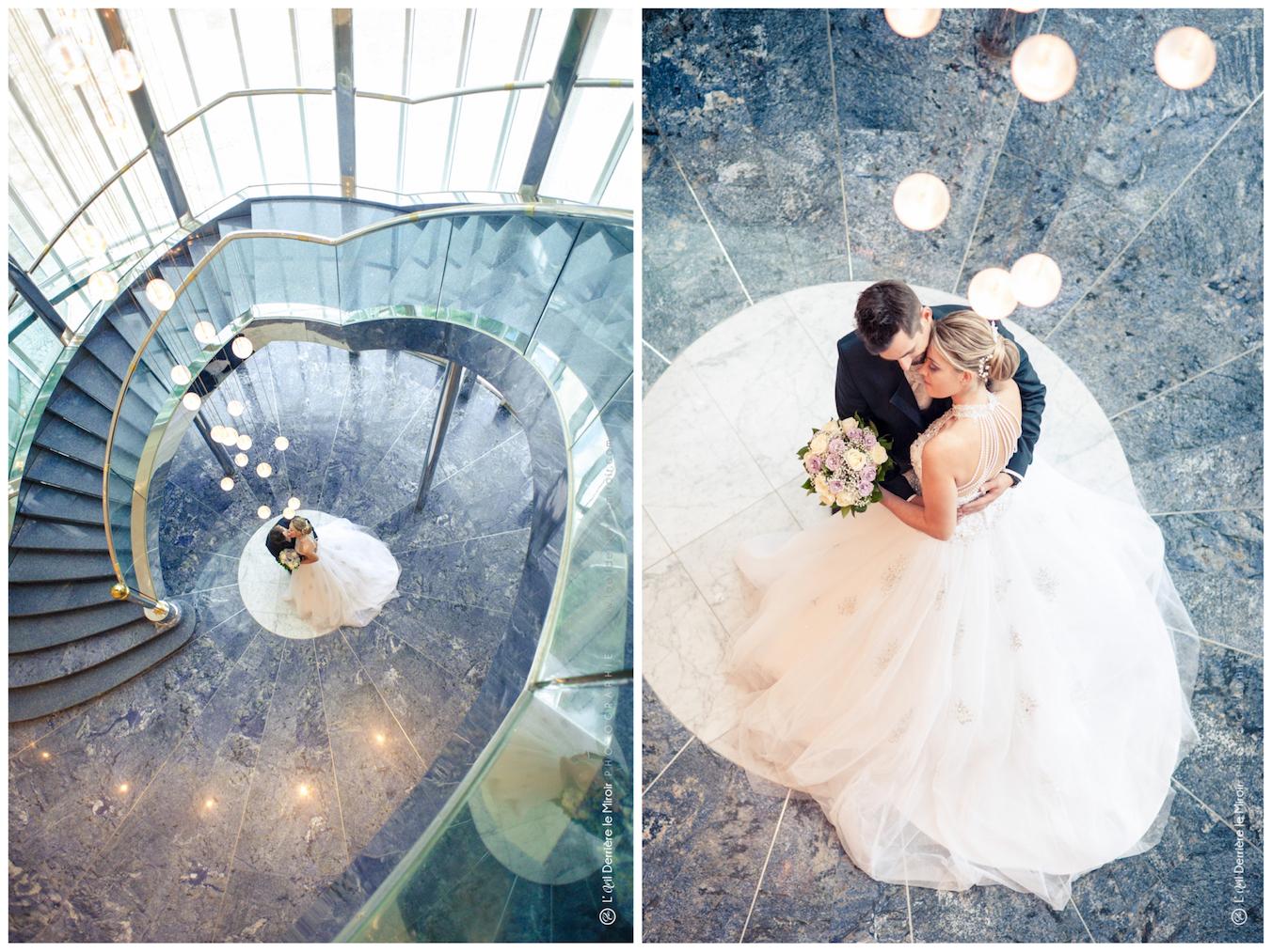 Photographe de mariage à Monaco L'OEil Derrière le Miroir Photographie