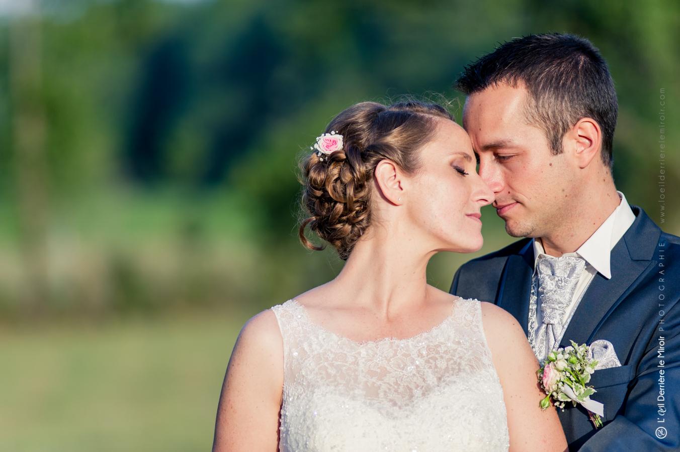 photographe mariage chateau de vaugrenier