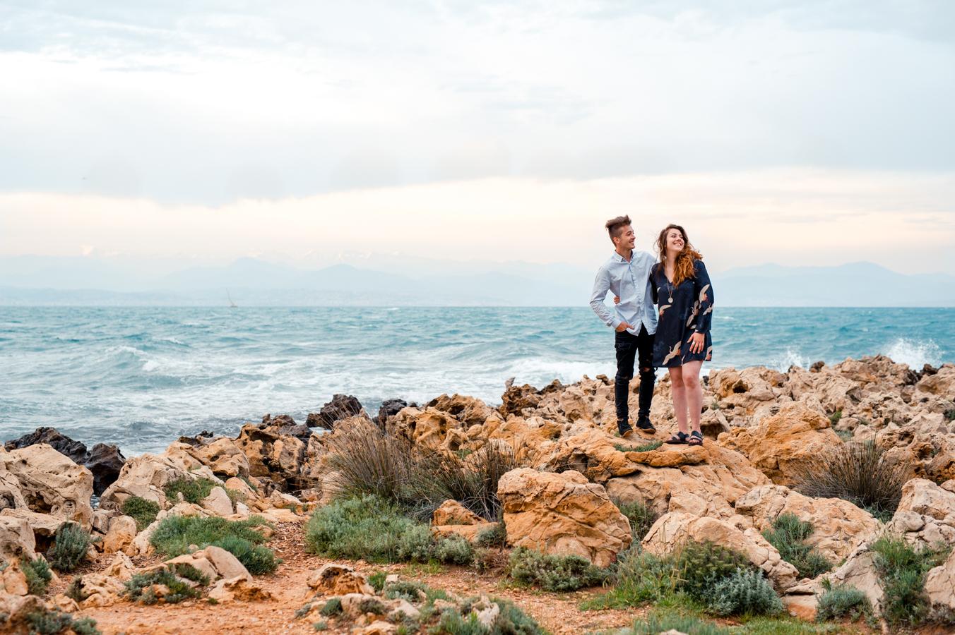 Brother & Sister ••• Frère & Sœur - Cap d'Antibes - Family Photoshoot / Séance photo de Famille by/par L'Œil Derrière le Miroir