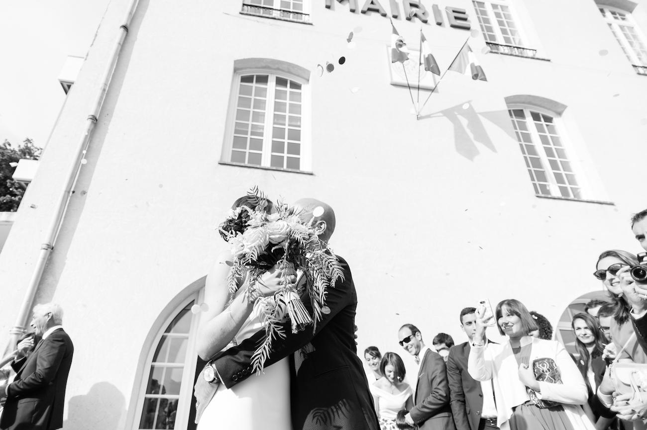 Photographe de mariage 06 Sortie d'église