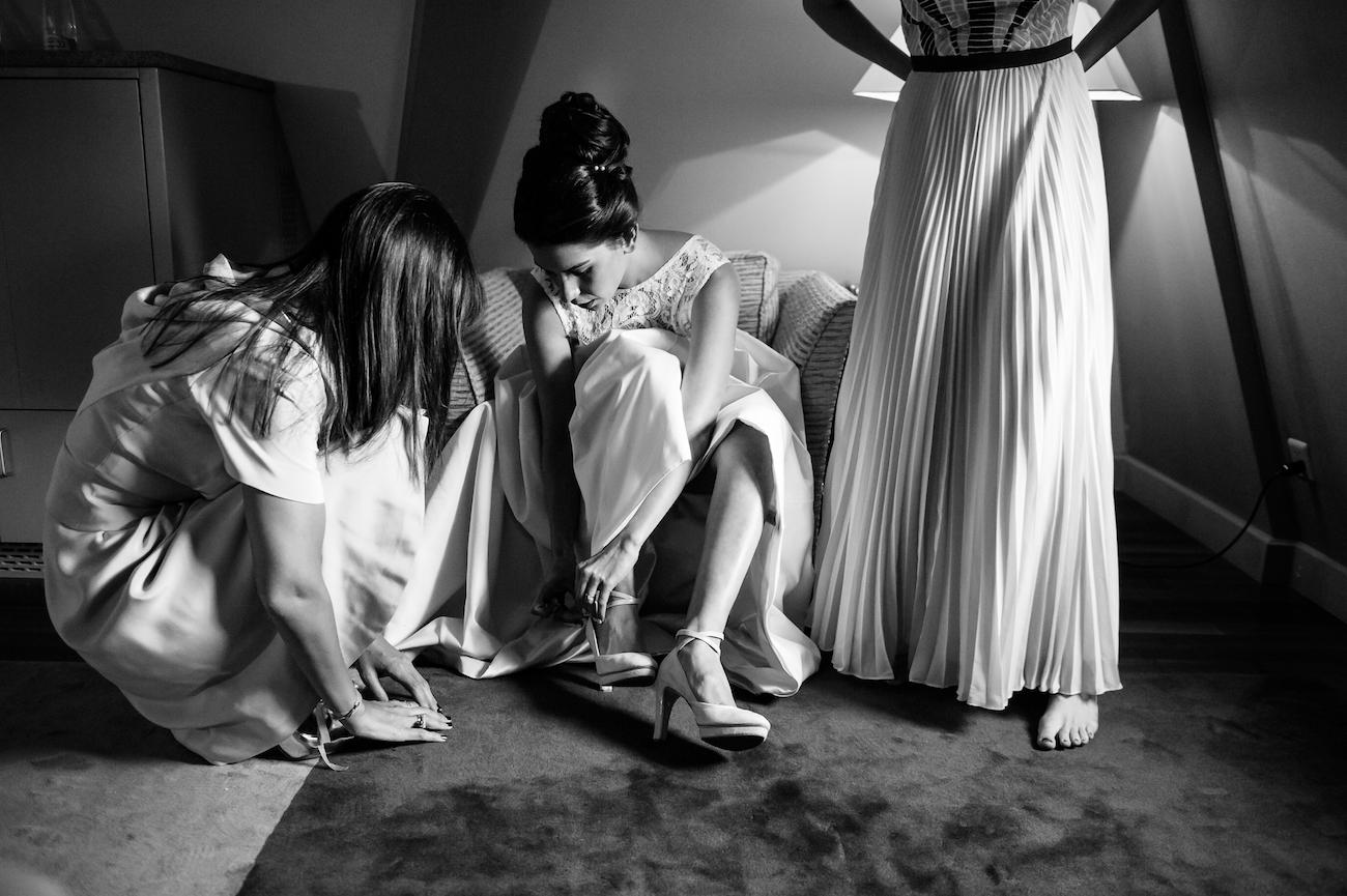 Photographe de mariage Genève Suisse, Préparatifs de la mariée