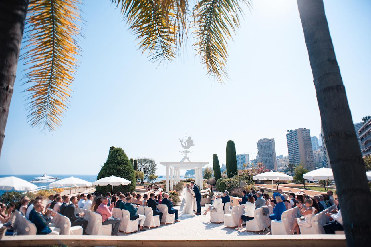 Photographe de mariage monaco Le Méridien Wedding photographer